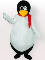 Cute Cute Penguim Adult Mascot Costume