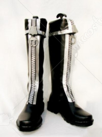 D Gray Man Allen Walker Cosplay Shoes Boots