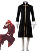 D Gray Man Cross Marian Cosplay Costume