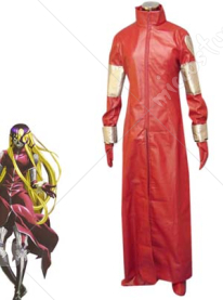 D Gray man Jasdero Cosplay Costume