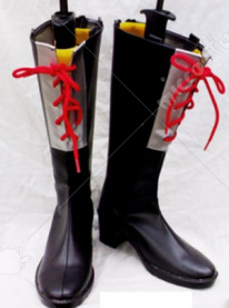 D Gray Man Jasdibe Cosplay Shoes Boots
