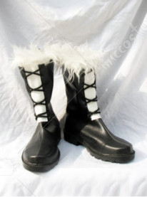 D Gray Man Jasdero Devit Cosplay Shoes Boots