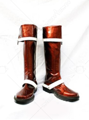 D Gray Man Lavi Cosplay Shoes Boots