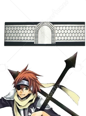 D Gray Man Lavi Rabi Cosplay Headband