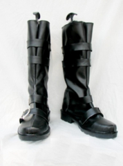 D Gray man Lavi Version 2 Cosplay Shoes
