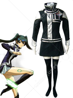 D Gray man Lenalee Lee Cosplay Costumes