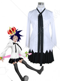 D Gray Man Road Kamelot Cosplay Costume
