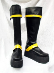 D Gray Man Yu Kanda Cosplay Shoes Boots