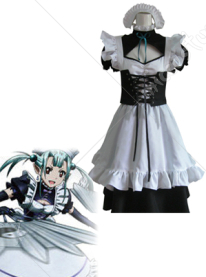 D Gray Man Mimi Cosplay Costume
