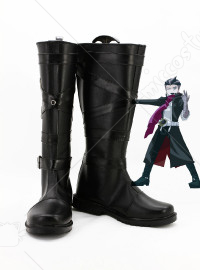 Dangan Ronpa 2 Gandamu Tanaka Cosplay Shoes