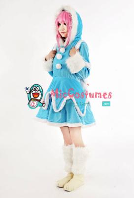 League of Legends The Dark Child Annie Winter Cosplay Costume