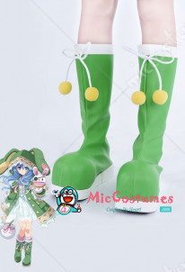 Date a Live Yoshino Cosplay Shoes
