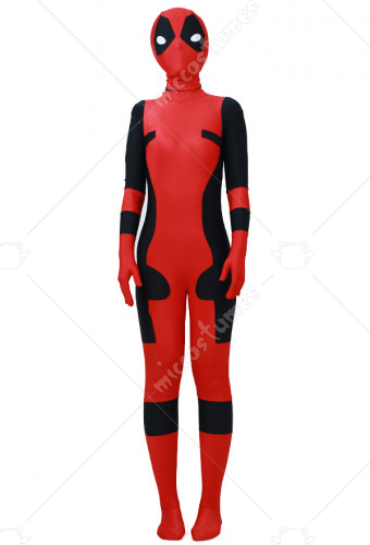 Deadpool Kids Cosplay Costume