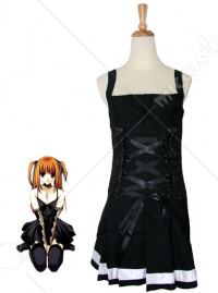 Death Note Amane Misa Cosplay Costume Women XL
