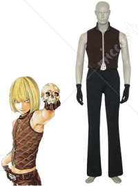 Death Note Mello Cosplay Costume