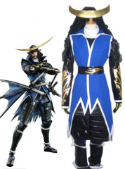 Devil Kings Date Masamune Cosplay Costume