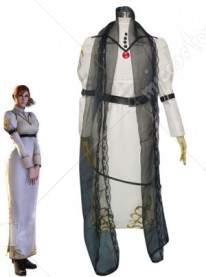 Devil May Cry 4 Kyrie Cosplay Costume