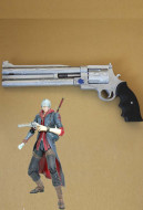 Devil May Cry Nero Gun Blue Rose