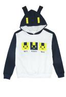 Dramatical Murder DMMd Noiz knitted Sweater Hoodies Cosplay Costume