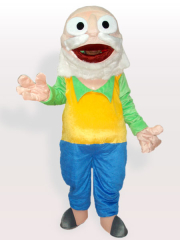 Doctor Du Adult Mascot Costume