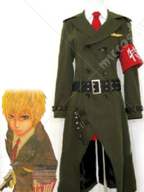 Dolls Usaki Todo Cosplay Costume
