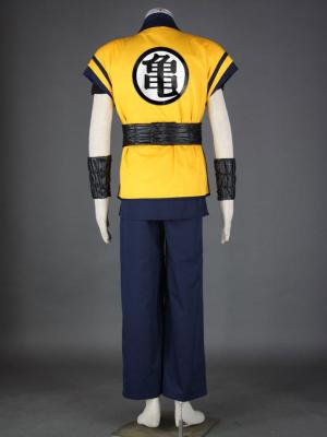 Dragon Ball Evolution Goku Gi Cosplay Costume