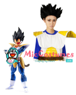 Dragon Ball Vegeta Cosplay Perücken