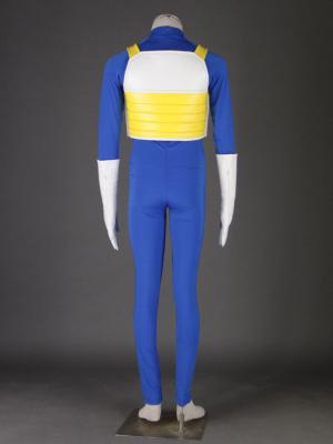 Dragon Ball Vegeta Super Saiyan Cosplay Costume