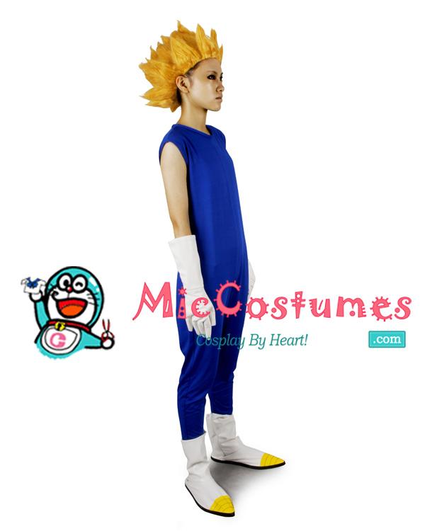 Dragon Ball Vegeta Super Saiyan Cosplay Kostüme