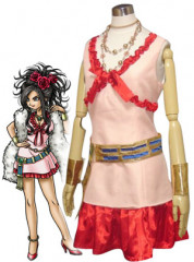Dragon Warrior V Debora Briscoletti Cosplay Costume
