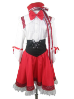 Duel Maid Cosplay Costume