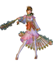 Dynasty Warriors 6 Xiao Qiao Cosplay Costume