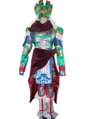 Dynasty Warriors Zhang Liao Cosplay Costume