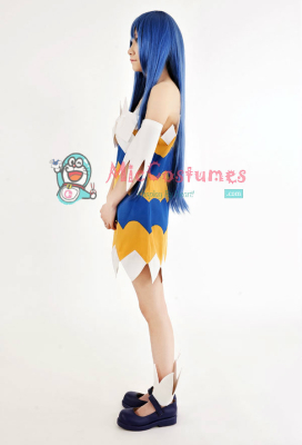 Fairy Tail Wendy Marvell Cosplay Dress