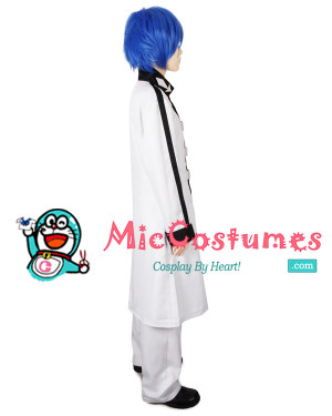 Fairy Tail Jellal Magic Council Cosplay Costume Men L
