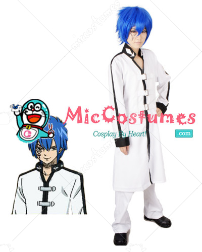 Fairy Tail Jellal Magic Council Cosplay Costume