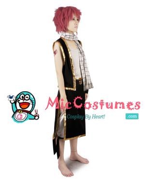 Fairy Tail Natsu Cosplay Costume