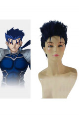 Fate Stay Night Lancer Cosplay Wig