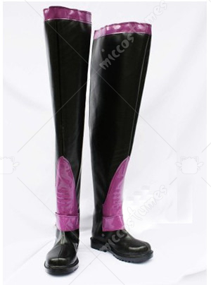 Fate Stay Night Rider Cosplay Boots