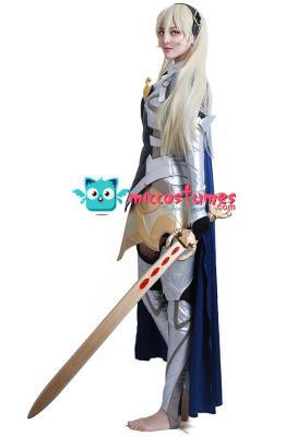 Fire Emblem Fates Female Avatar Corrin Cosplay Costume