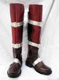 Final Fantasy 13 Lightning Cosplay Shoes Boots