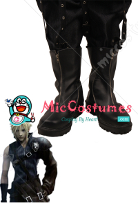 Final Fantasy VII Cloud Strife Cosplay Bottes
