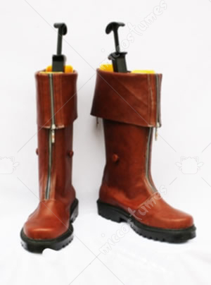 Final Fantasy Cloud Strife Cosplay Shoes Boots