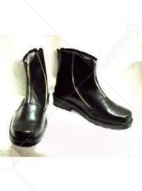 Final Fantasy VII Cloud Strife Cosplay Shoes Boots Black