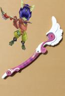 Final Fantasy IX Eiko Carol Cosplay Wand