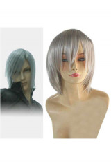 Final Fantasy VII Kadaj Cosplay Wig