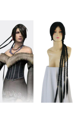 Final Fantasy X Lulu Cosplay Wig