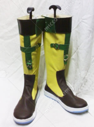 Final Fantasy X Rikku Cosplay Shoes Boots