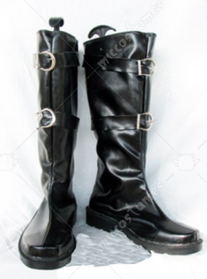 Final Fantasy Sephiroth Cosplay Shoes Boots