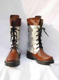 Final Fantasy Snow villiers Cosplay Boots